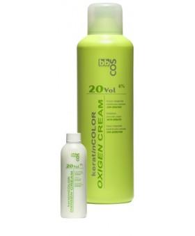 KERATIN COLOR Oxigen Cream 1000ml (40v)