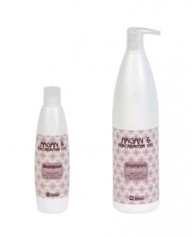Argan & Macadamia Oil Shampoo Hydrating 300ml (SLES-Paraben Free)