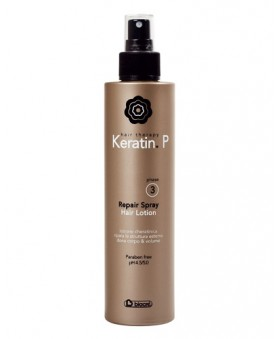 Repair Spray Hair Lotion 200ml (Paraben free- pH 4,5-5,0) (PHASE 3)