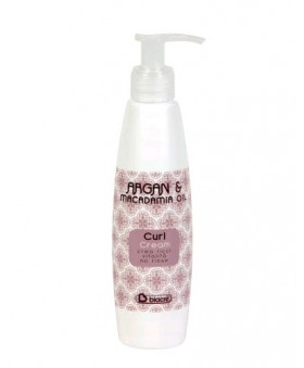 Argan & Macadamia Oil Curl Cream 200ml