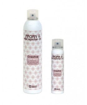 Argan & Macadamia Oil Creative Hold Spray 400ml