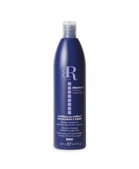Anti-Yellow Shampoo Bleached or Grey Hair 500ml